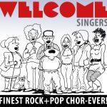 Du singst gerne? Die WELCOME Singers (Chor)