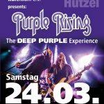Purple Rising – Deep Purple Tribute im WELCOME